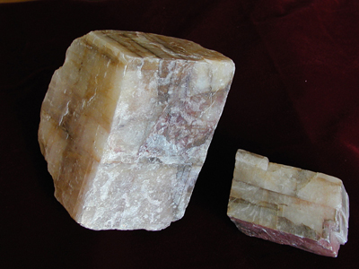 Dolomite Mineral and a Rock