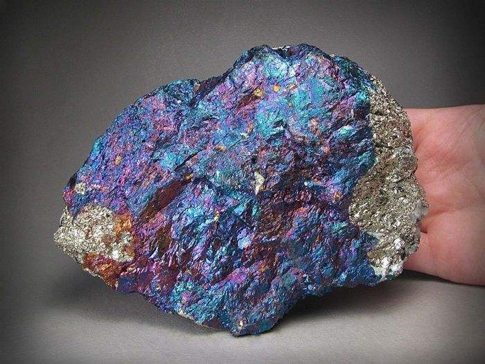 Colorfull Bornite (Peacock ore)