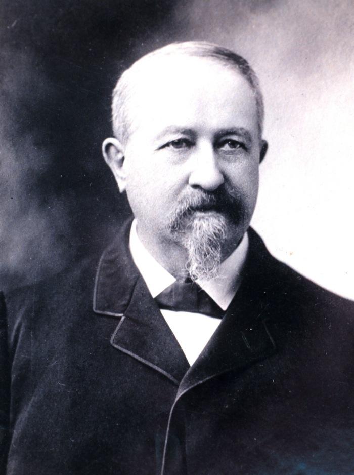Clarence Edward Dutton